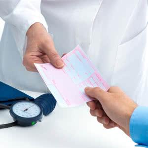 Betriebliche Krankenversicherung_Rezept ausstellen