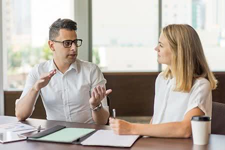 Private Zusatzversicherung - Beratungsgespräch
